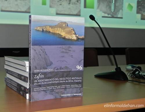 Presentación del Libro Zafrin