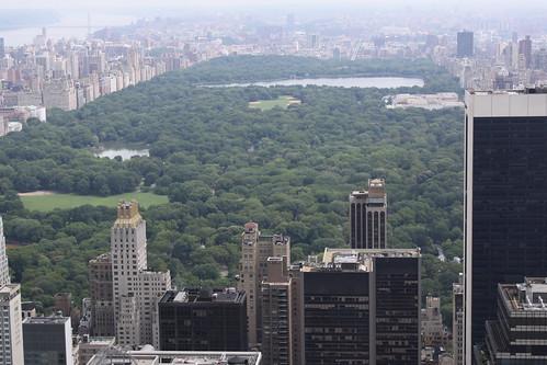 Desde el Rockefeller Center