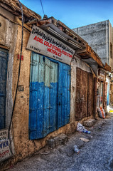 Ice (heshaaam) Tags: cold ice water store bahrain alley hdr muharraq heshaaam