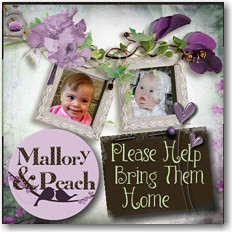 Visit Mallory and Peach's adoption blog