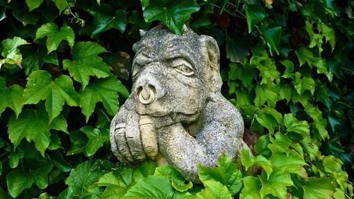 Gargoyle Ted