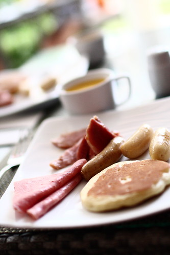 早餐就是要吃飽