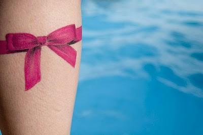 tatuagem de laço fotos