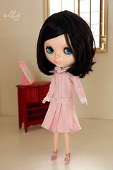 A dress for Tomoko