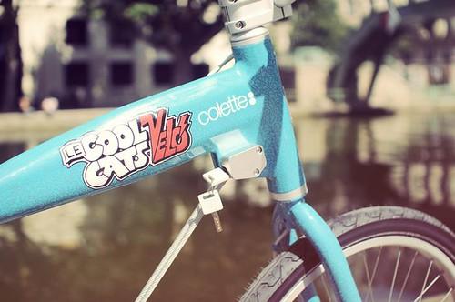 Le Cool Cats Vélo