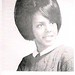 Rosemarie Santos, Hope High School, June 1968.