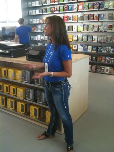 Senior Store Leader Ilene Magee