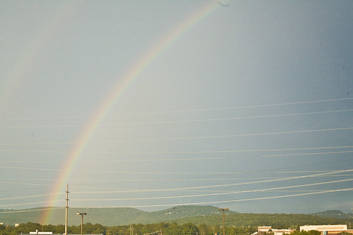 Rainbow at Lowe Mill