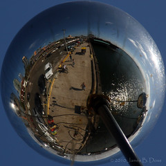 Self Portrait (W9JIM) Tags: reflection self wow sandiego sidewalk pacificocean embarcadero w9jim 24105l