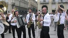 (mp77100) Tags: italy music torino banda photography italia band musica passion instruments turin ih piazzacastello strumenti passionphotography