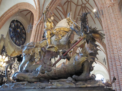 St. George,Pyhä Yrjänä, Storkyrkan, Stockholm