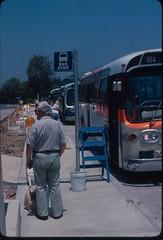 Grossmont Center (SDMTS) Tags: sandiego metro lamesa transit 1983 newlook 1980s gmc mts cts sandiegotransit metropolitantransitsystem grossmontcenter countytransitsystem