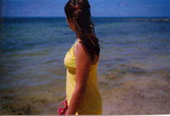 what have you lost (Rebecca Nicole Montana) Tags: ocean film keywest overlooking blurryonpurpose becauseilikeitthatway mycousinestela