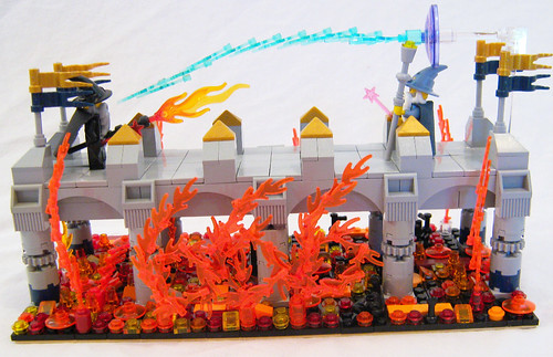 Wizard Battle Bridge