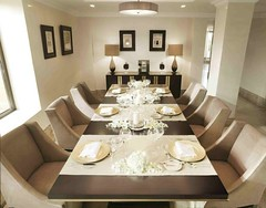 Comedor Royal Suite