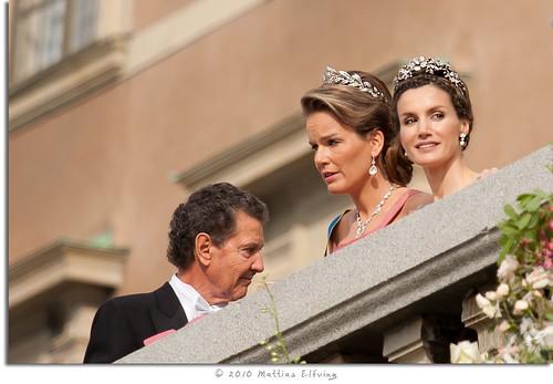 crown princess letizia of spain. Prince Daniel middot; Crown