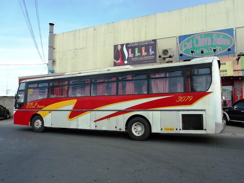 Biñan Bus Lines Trans 3079