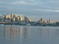 Seattle Downtown view from Gas Works (ElenaNW) Tags: park works seattlewashingtonwaseattlewallingfordgas worksgas