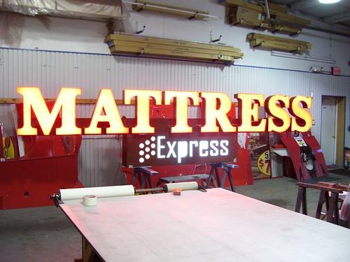 mattress express