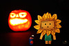 (explore) Halloween 2010 (Senzio Peci) Tags: italy halloween japan pumpkin scary amazon italia horror sicily treat trick giappone sicilia zucca danbo paternò danboard intothedeepofmysoul