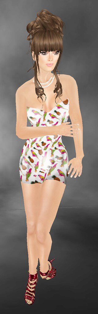 GATO-Loro MiniDress on sale for 40!!!!