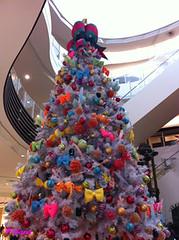 越谷レイクタウン クリスマスツリー