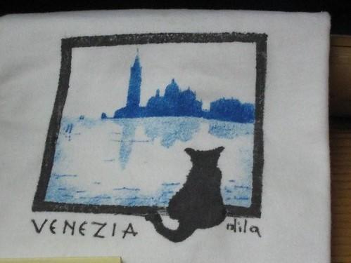 venezia cat