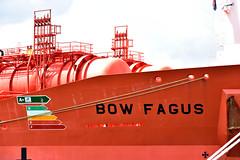 BOW FAGUS (dv-hans) Tags: bowfagus akerdijk eendracht texelbank union7 derdepetroleumhaven botlek nieuwewaterweg nieuwemaas siteamexplorer chemicaltanker