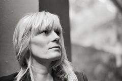 (tmkbnn) Tags: prakticabx20 slr singlelensreflex smallformat 35mm 135 film filmphotography kodak400tx bw blackandwhite berlin woman fringe bangs tomek tmkbnn