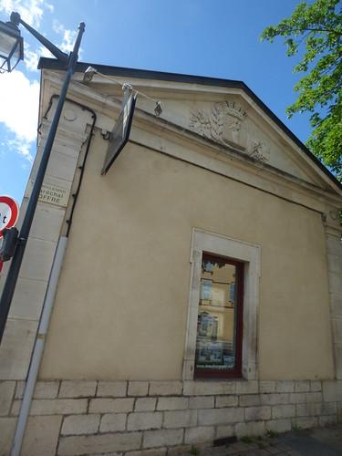 Rue du Château, Beaune - Le Château de Beaune - gatehouse - Immo Bourgogne