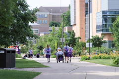 Summer Camps are Here! (UWW University Housing) Tags: uww uwwhitewater uwwhousing uwwcampus summer residencelife