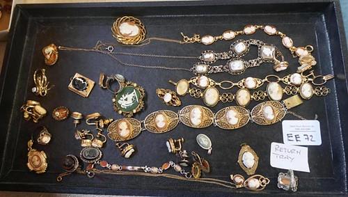 Antique Cameo Jewelry ($347.20)