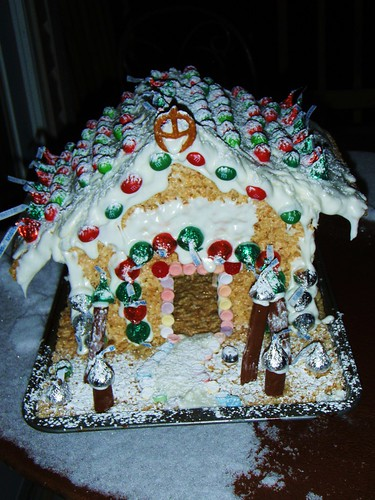 rice krispies holiday house - 10