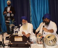 055.h.T5GuruNanak09 (Harjinder Singh - Man in Blue) Tags: november09 londonheathrowt5 kirtandarbar gurunanakgurpurabh