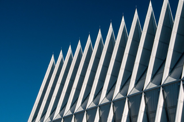 U.S. Air Force Academy Cadet Chapel
