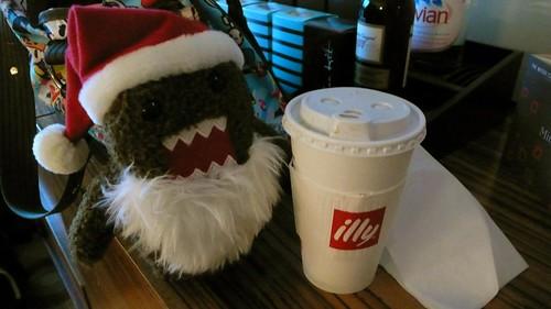 domo likes latte