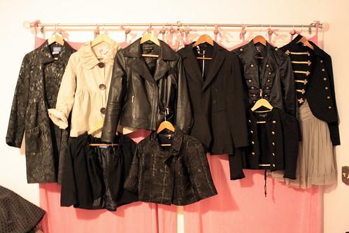 jackets galore