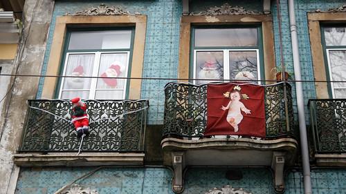 Boże Narodzenie w Lizbonie