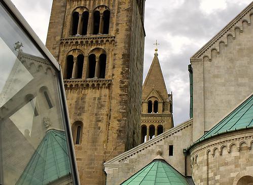 Cathedral in Pécs, József Ottófi