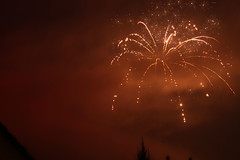 Silvester 2010, firework (sipazigaltumu) Tags: new eve cloud color colour colors night clouds spectacular colours sylvester fireworks smoke year firework years silvester effective