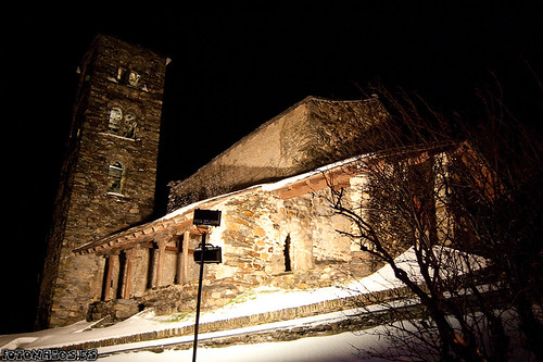 Sant Joan de Caselles en Canillo