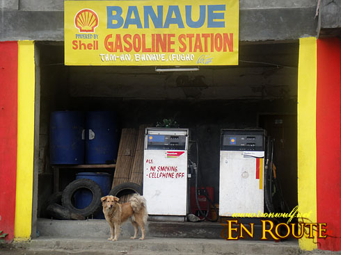 Shell Banaue Gas Station
