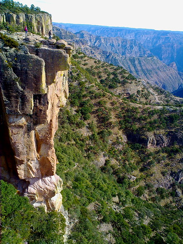 Barrancas del Cobre / Copper Canyon national park