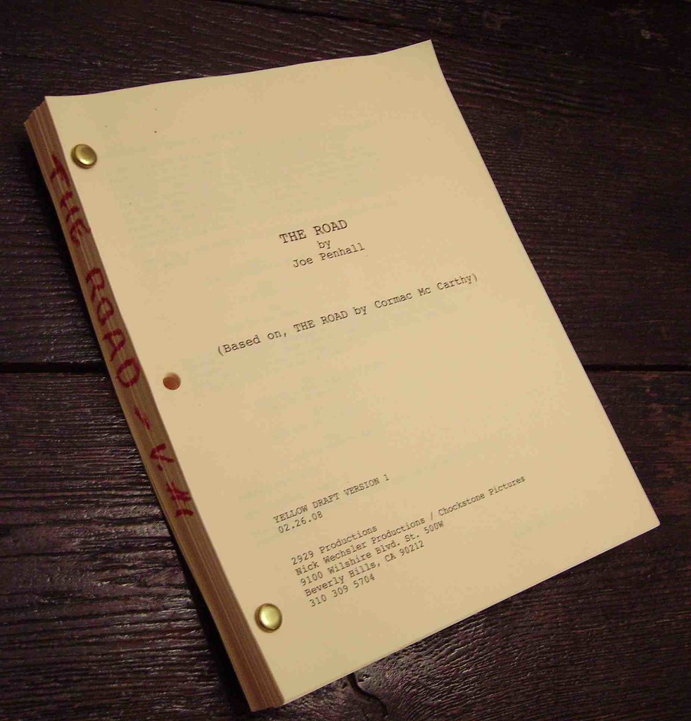 The Road script