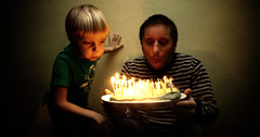 Kristians&Ralfs (rolands.lakis) Tags: family cake candles ralf rolandslakis kristianslakis