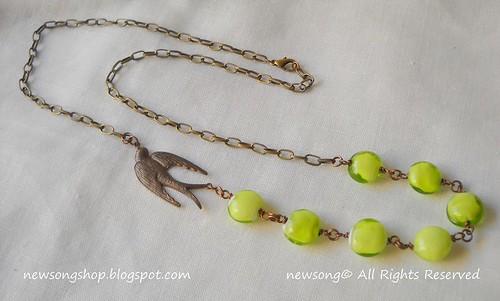 oiseaux (necklace)