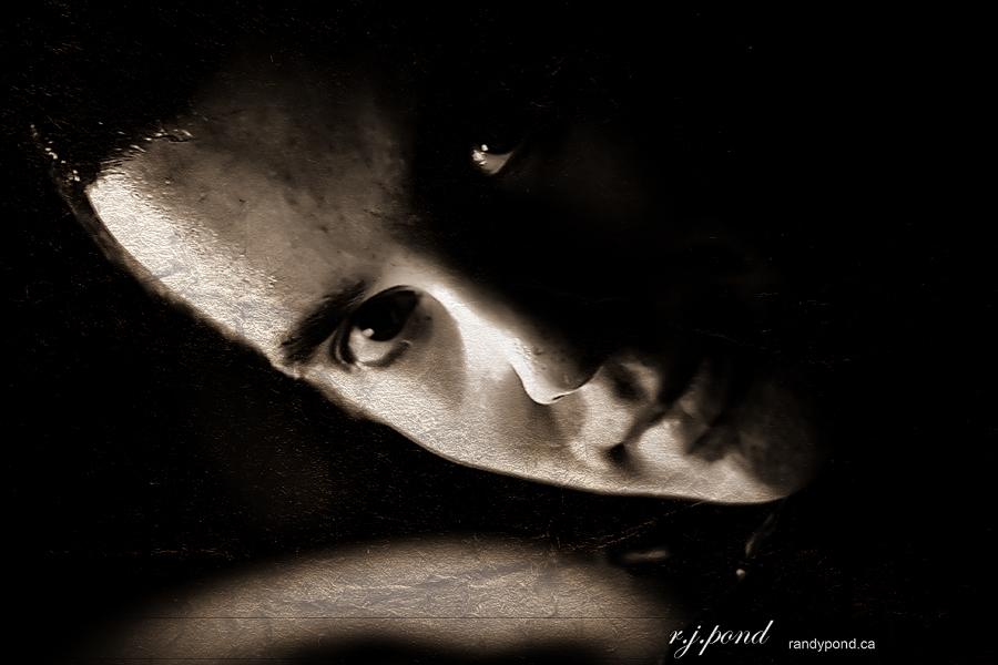 ~ Self Portrait 6/365 ~