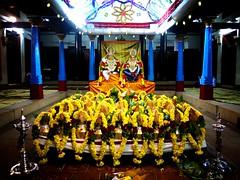 The Divine Couple (legends2k) Tags: wedding lumix couple god panasonic divine g1 duality spirituality shiva yinyang hinduism siva 2009 divinity taoism almighty dualism rabindranathtagore fourthirds shivashakti writeup chettinad 80thanniversary microfourthirds panasoniclumixdmcg1 nachiyapuram aayaayya