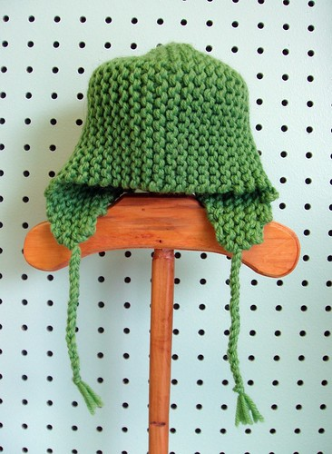 child's short row hat class by you.