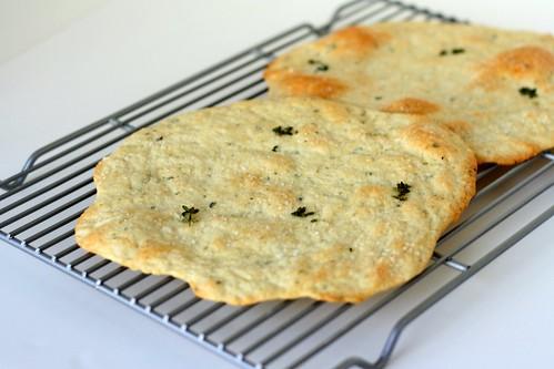 Crisp Thyme Flatbread